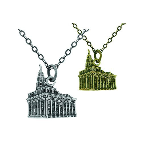 J108 Nauvoo Temple Necklace