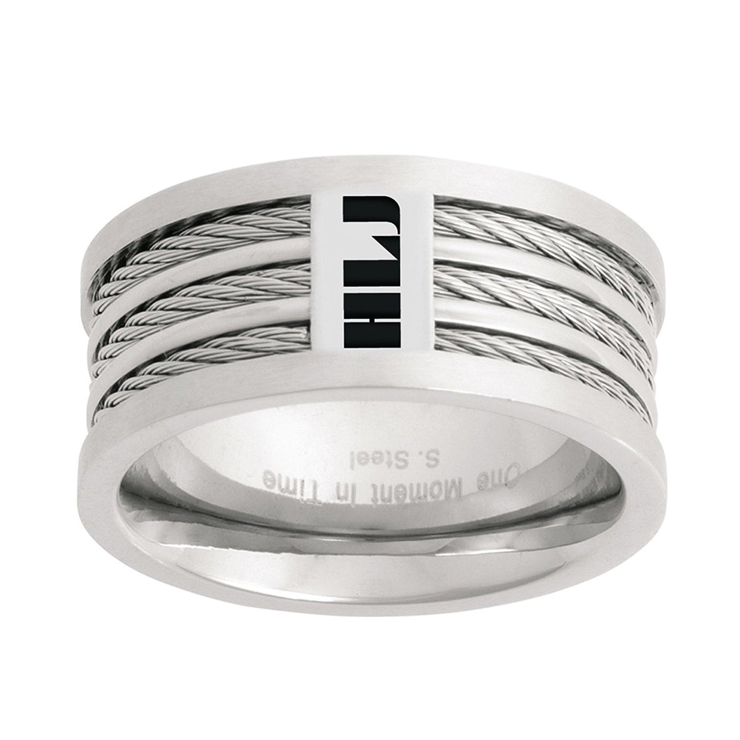 J121S - CTR RING Stainless Steel SPANISH