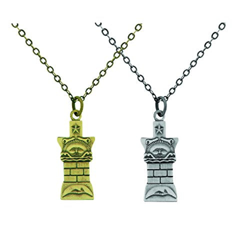 J13 - J14 Nauvoo Pillar ctr Necklace