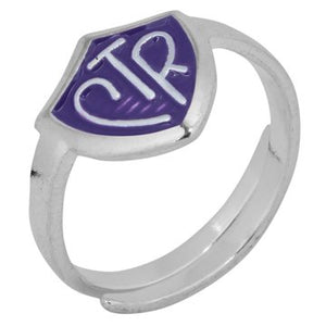 "Adjustable CTR ""Purple"" Ring Primary 5 pack"