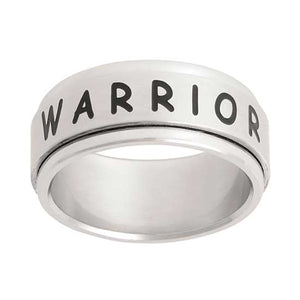 "J41W - CTR RING SPINNER ""Stripling Warrior"" Wide"