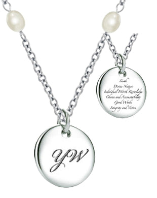 K12 CTR Young Women Necklace