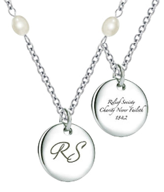 K13N Relief Society Necklace