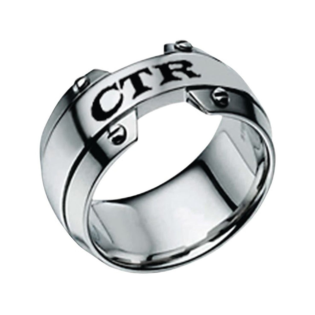 J143 - CTR Ring Stainless Steel