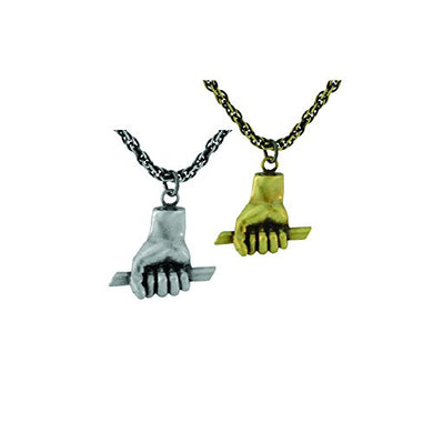 J2 - J4 Hold to the Rod Necklace