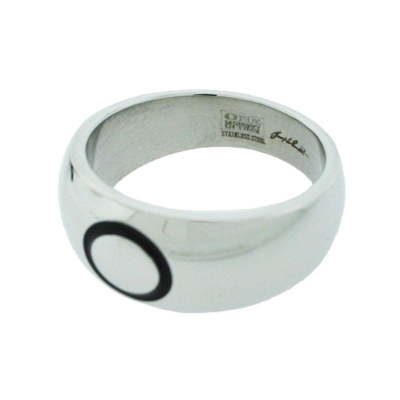 J39SS Joseph Smith Ring Stainless Steel CTR Ring