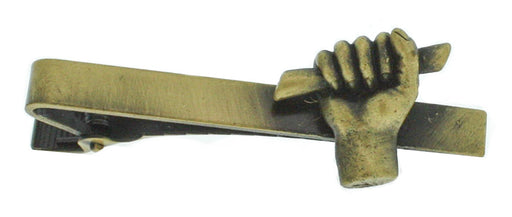 J3TB - Hold To The Rod - Gold Tone - Tie Bar