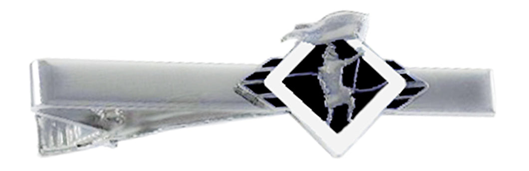 K19 Captain Moroni Tie Bar Alloy One Moment in Time