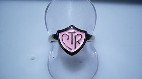 "Adjustable CTR ""Pink"" Ring Primary pack of 10"