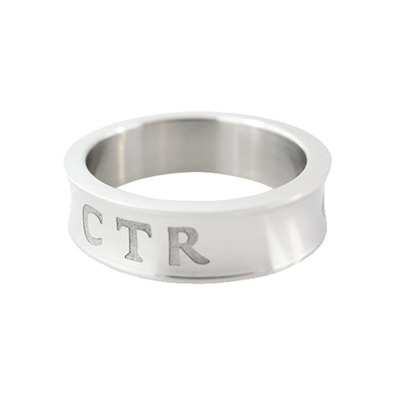 J101S CTR Ring Stainless Steel 1830 Square