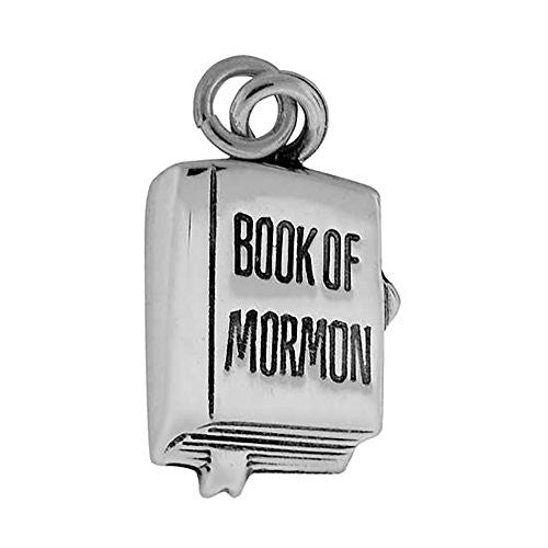 Book of Mormon Charm J98
