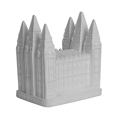 Salt Lake City Temple Statue - S21