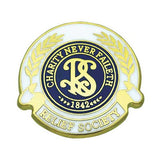 J17 Pin Tie Tack Relief Society Lapel Pin Relief Society Logo