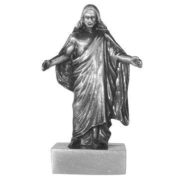 "Jesus Christ Savior Mini Figurine 2"" C42 Christus"