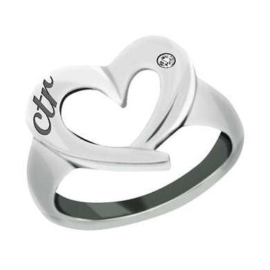 J149 - CTR RING Stainless Steel