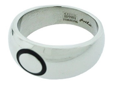 J39SS - Stainless Steel - Joseph Smith Ring - CTR Ring