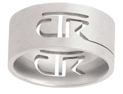 J69 Cutout CTR Ring Stainless Steel