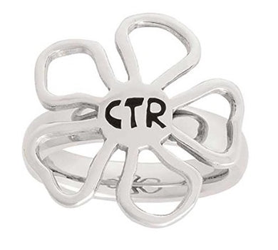 J115 - CTR RING Stainless Steel