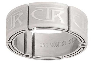J122 CTR Ring Stainless Steel Aftershock