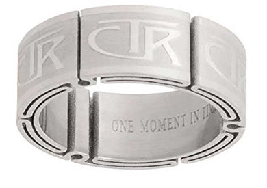 J122 - CTR Choose the Right Ring Stainless Steel