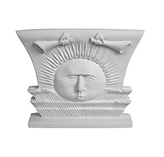 S34M - Nauvoo Temple Sunstone Magnet White