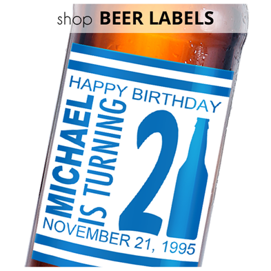 Shop Beer Labels