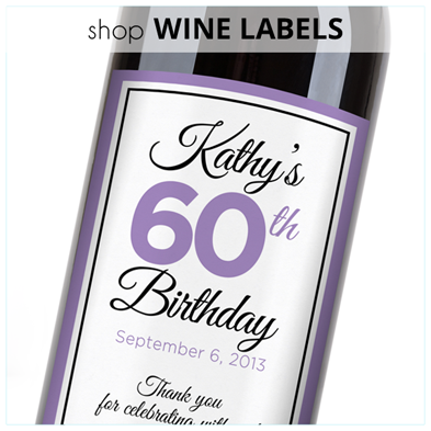 Shop Wine Labels