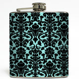 Tiffany - Damask Flask