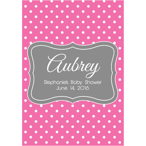 Baby Shower - New Baby Wine Labels
