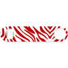 Wild Thing - Zebra Animal Print Bottle Opener