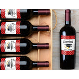 Diploma - Graduation Wine Labels