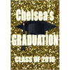 Graduation Cap - Graduation Wine Labels