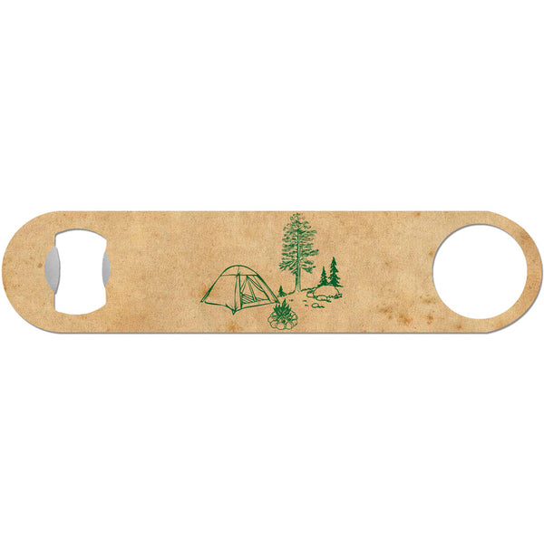 Campfire Tales - Camping Bottle Opener