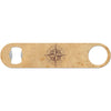 Which Way's North? - Compass Bottle Opener
