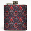 Ava - Pretty Ornate Flask