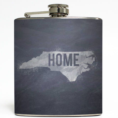 Chalkboard State - Custom Home Flask