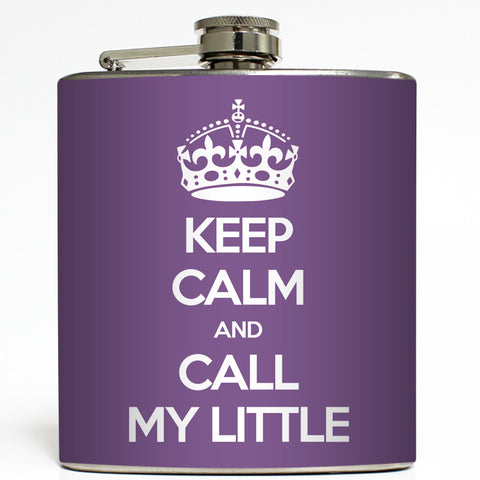 Call My Little - Sorority Flask