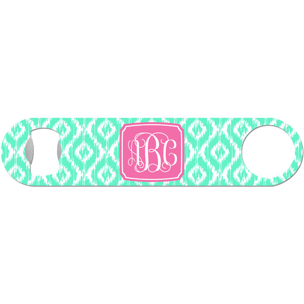 Lilly - Ikat Monogram Bottle Opener