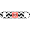 Chevron Monogram - Personalized Bottle Opener