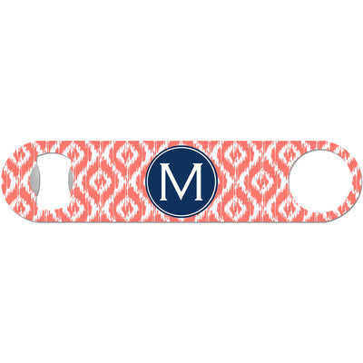 Hannah - Personalized Initial Bottle Opener