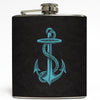 S. S. Minnow - Anchor Flask