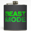 Beast Mode - Funny Flask