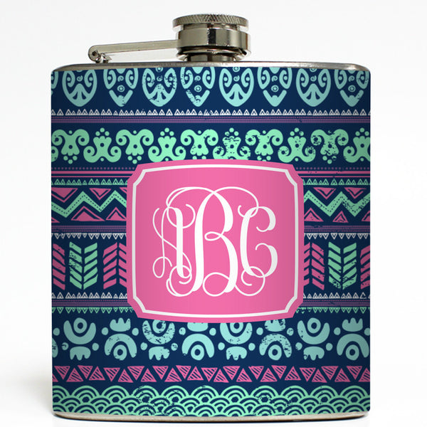 Emily - Beachy Tribal Monogram