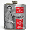 Alcohol, Low Standards and Poor Decisions - Funny Flask