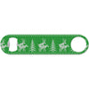 Son of a Nut Cracker - Green Humping Reindeer Bottle Opener