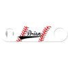 Personalized Baseball - Sports Bottle Opener