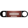 Personalized Football - Sports Bottle Opener