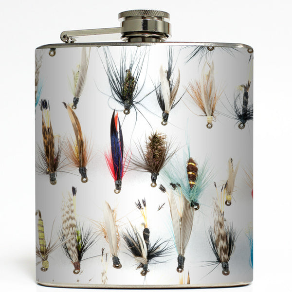 Fly Fishing - Lure Flask