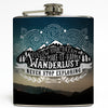 Wanderlust - Adventure Flask