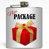 Nice Package - Funny Christmas Flask